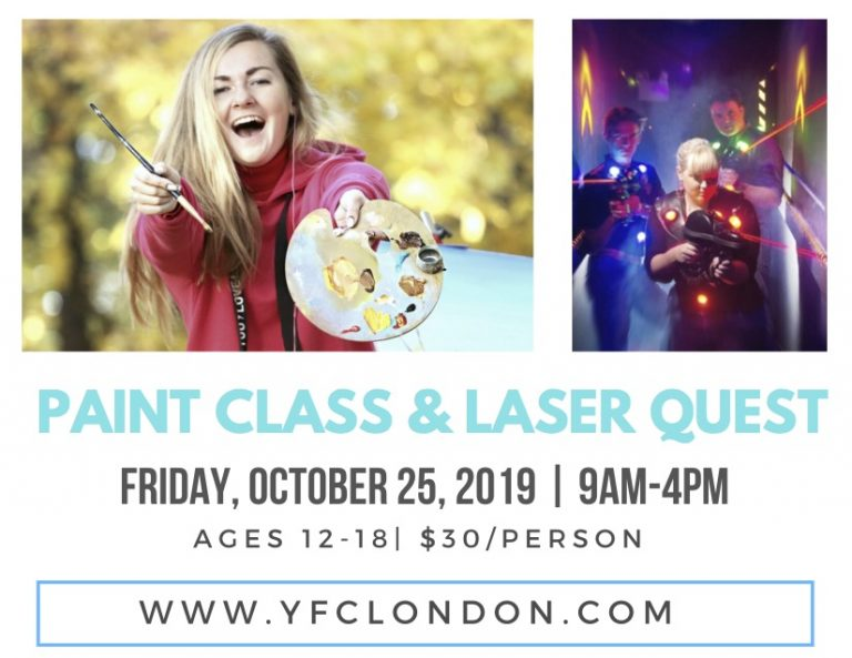 Art&LaserQuest PA.Day HUB Fall 2019