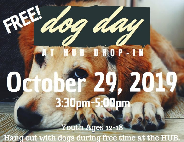 Dog Day HUB Fall 2019